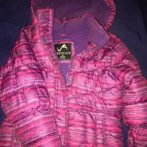Great condition girls winter coat
